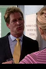 Simon MacCorkindale in Casualty (1986)