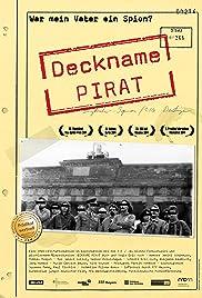 Deckname Pirat Poster