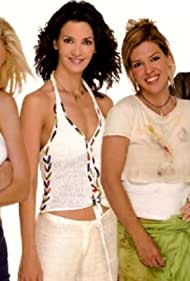 Natalia Dragoumi, Katerina Lehou, Mari Konstadatou, and Tania Tsanaclidou in San glyko tou koutaliou (2005)