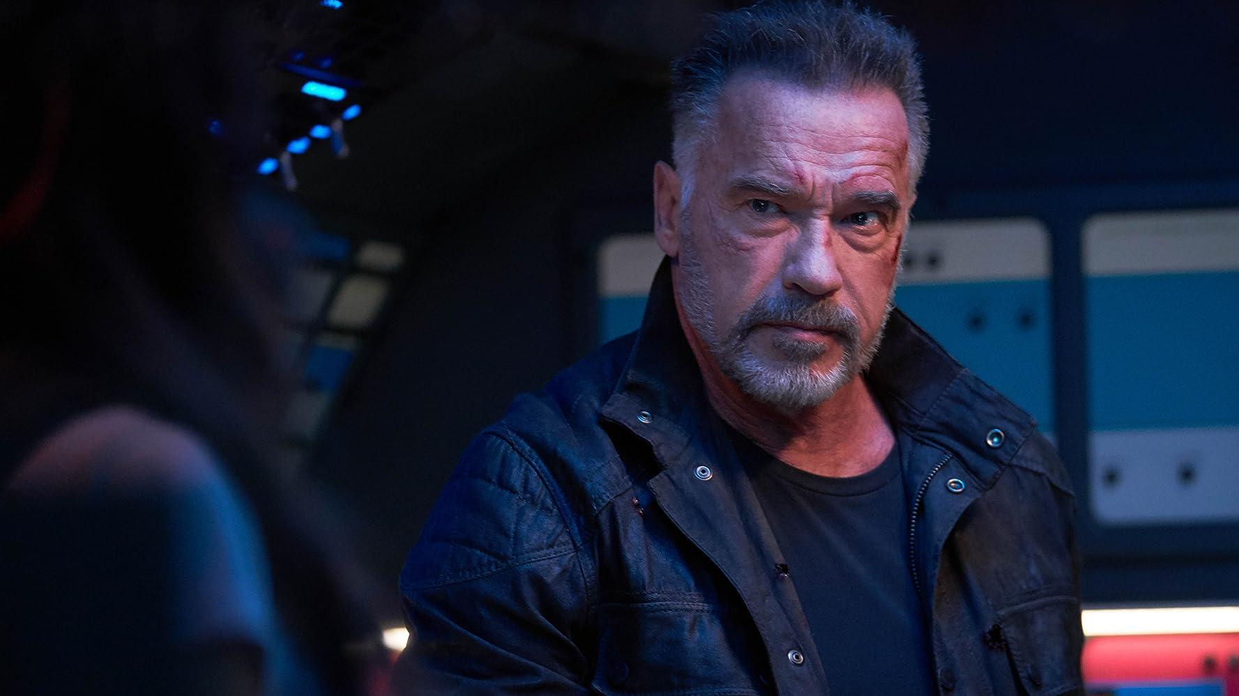Arnold Schwarzenegger a Terminátorban: Sötét sors (2019)