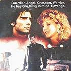 Nancy Allen and Ken Wahl in The Gladiator (1986)