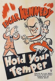 Hold Your Temper Poster