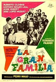La gran familia Poster