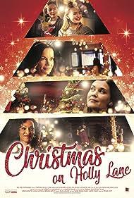 Karen Holness, Sarah Lancaster, Gina Holden, Taylor Dianne Robinson, and Ava Telek in Christmas on Holly Lane (2018)