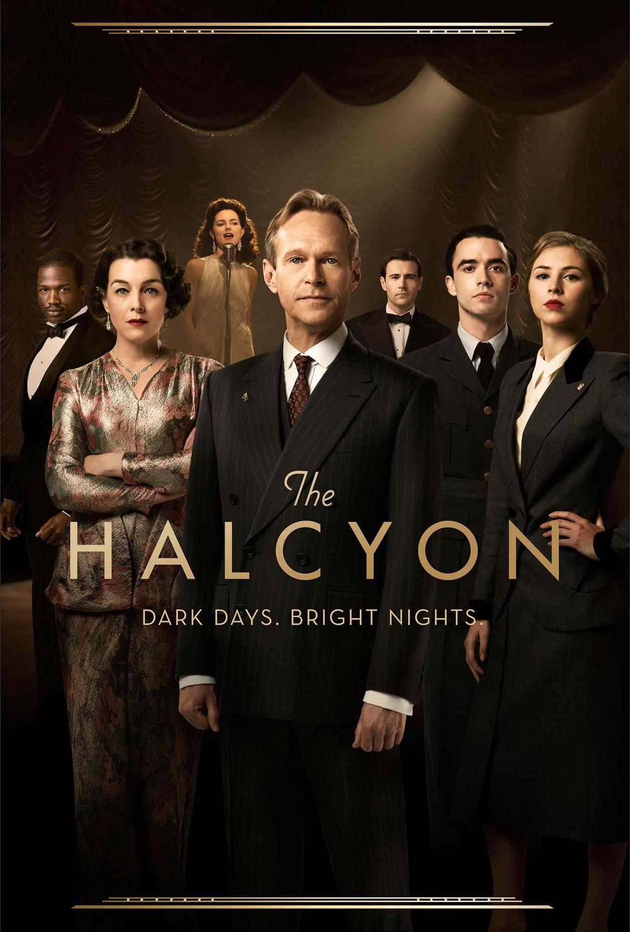 THE HALCYON (1 Sezonas)