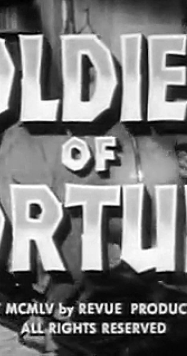Soldiers of Fortune (TV Series 1955–1957) - IMDb