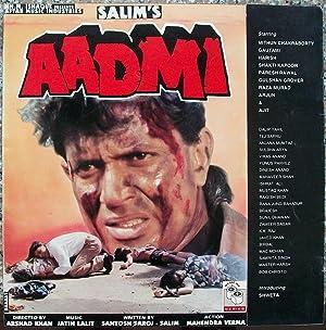 Aadmi movie, song and  lyrics