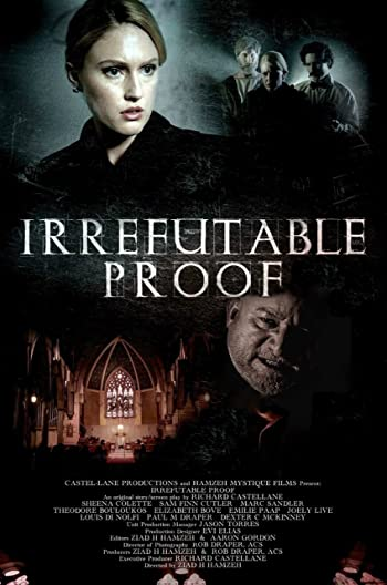 Irrefutable Proof 2015 Dual Audio Hindi 300MB 480p HDRip