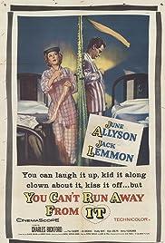 You Can't Run Away from It (1956) - IMDb