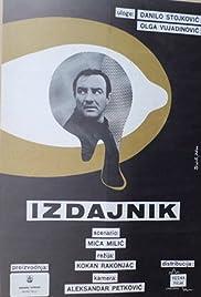 Izdajnik Poster