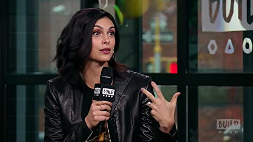 BUILD: Why Morena Baccarin Enjoys Voice Acting