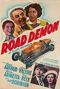 Places to watch full movies Road Demon USA [mpg]