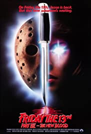 Friday the 13th Part VII: The New Blood (1988) 1080p