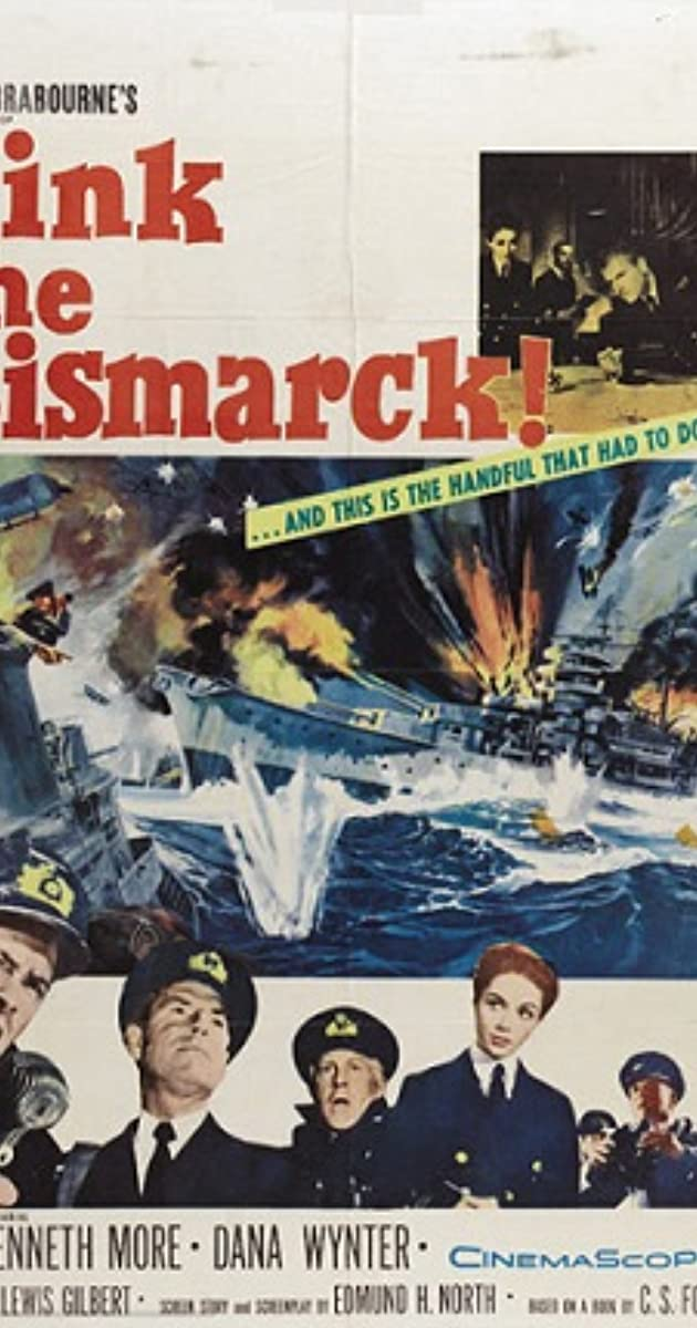 Sink the Bismarck! (1960) - IMDb