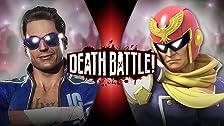 Johnny Cage VS Captain Falcon (Mortal Kombat VS F-Zero)