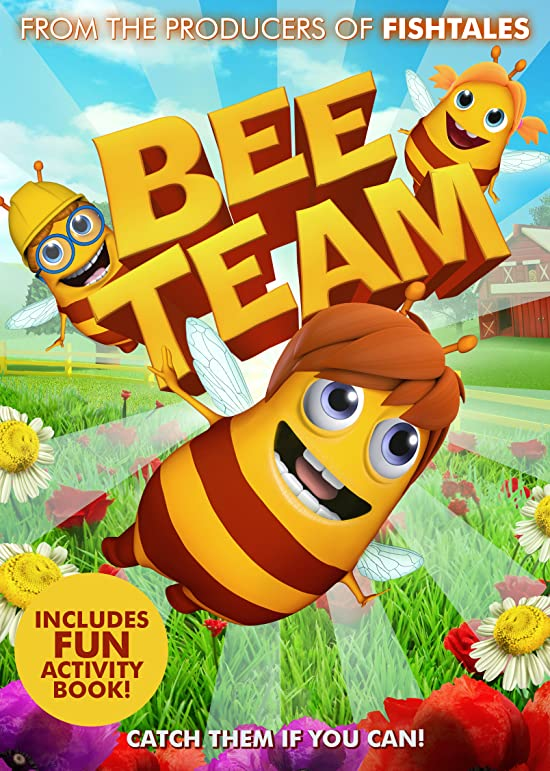 Poster of Bee Team 2018 Full Hindi Dubbed Movie Download HDRip 480p