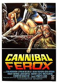 Cannibal Ferox Poster