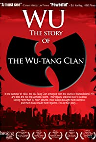 Primary photo for Wu: The Story of the Wu-Tang Clan