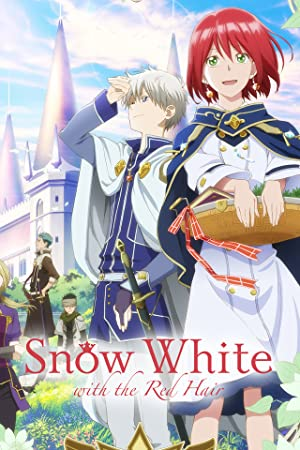 Where to stream Snow White with the Red Hair