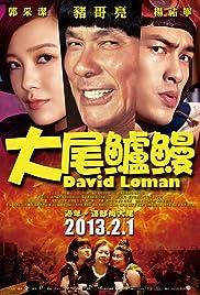 David Loman Poster