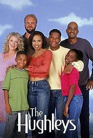 Elise Neal, Ashley Monique Clark, Dee Jay Daniels, Marietta DePrima, John Henton, D.L. Hughley, and Eric Allan Kramer in The Hughleys (1998)