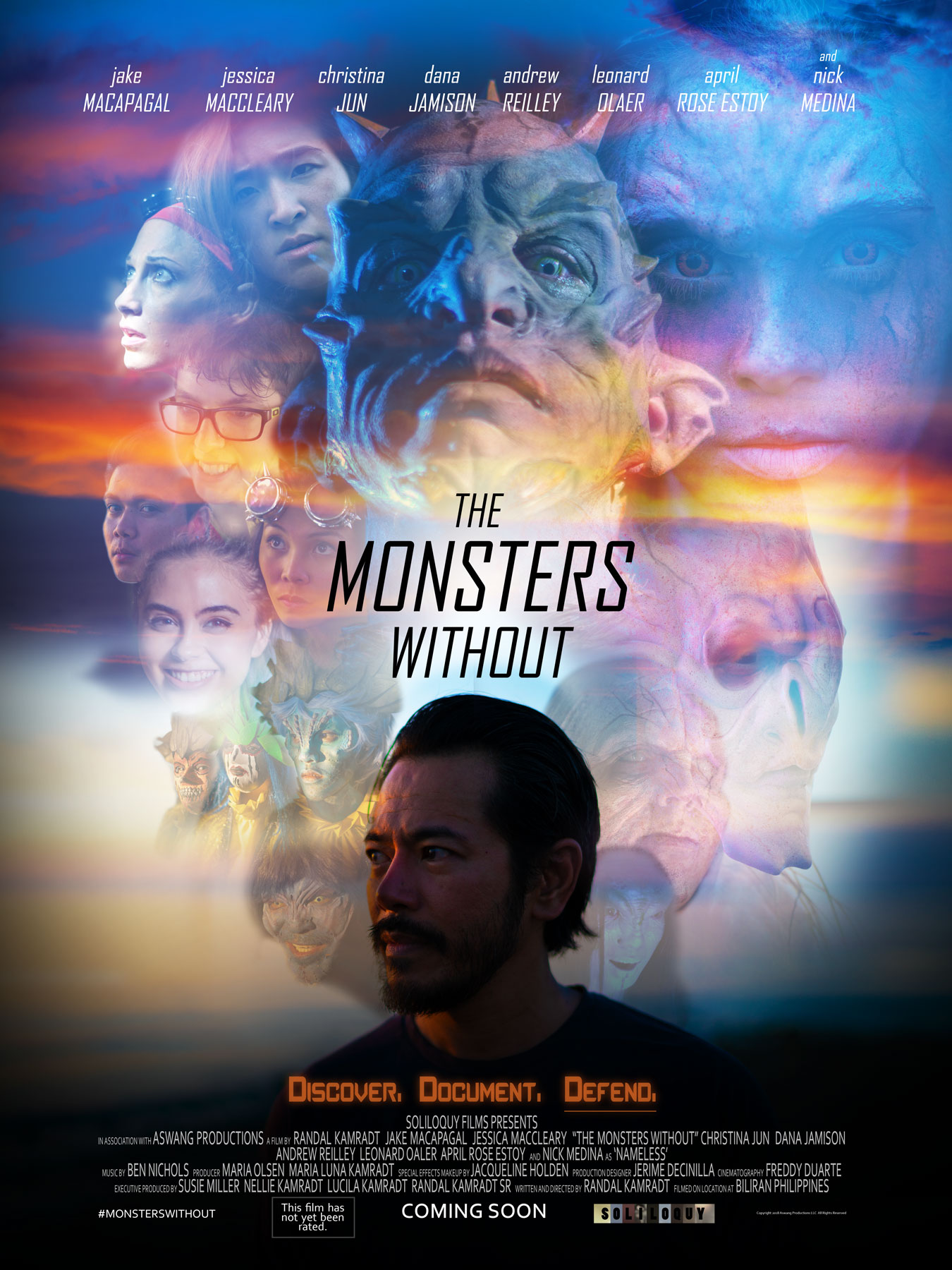 The Monsters Without (2021) - IMDb