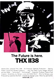 THX 1138 (1971) Poster - Movie Forum, Cast, Reviews