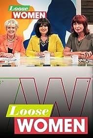 Gloria Hunniford, Coleen Nolan, and Janet Street-Porter in Loose Women (1999)