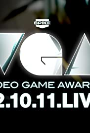 Spike TV VGA Video Game Awards Poster