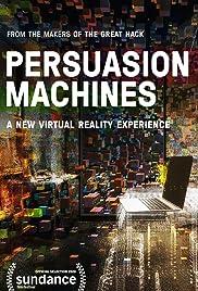 Persuasion Machines Poster