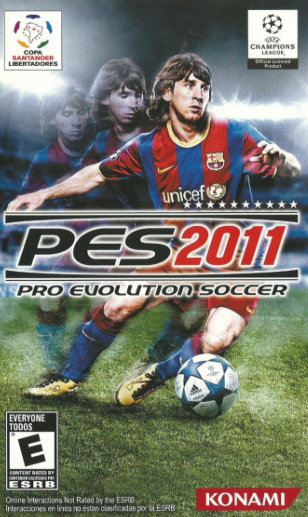 PES 2011 / Pro Evolution Soccer 2011 (2010) PC | RePack от R.G. Repacker's