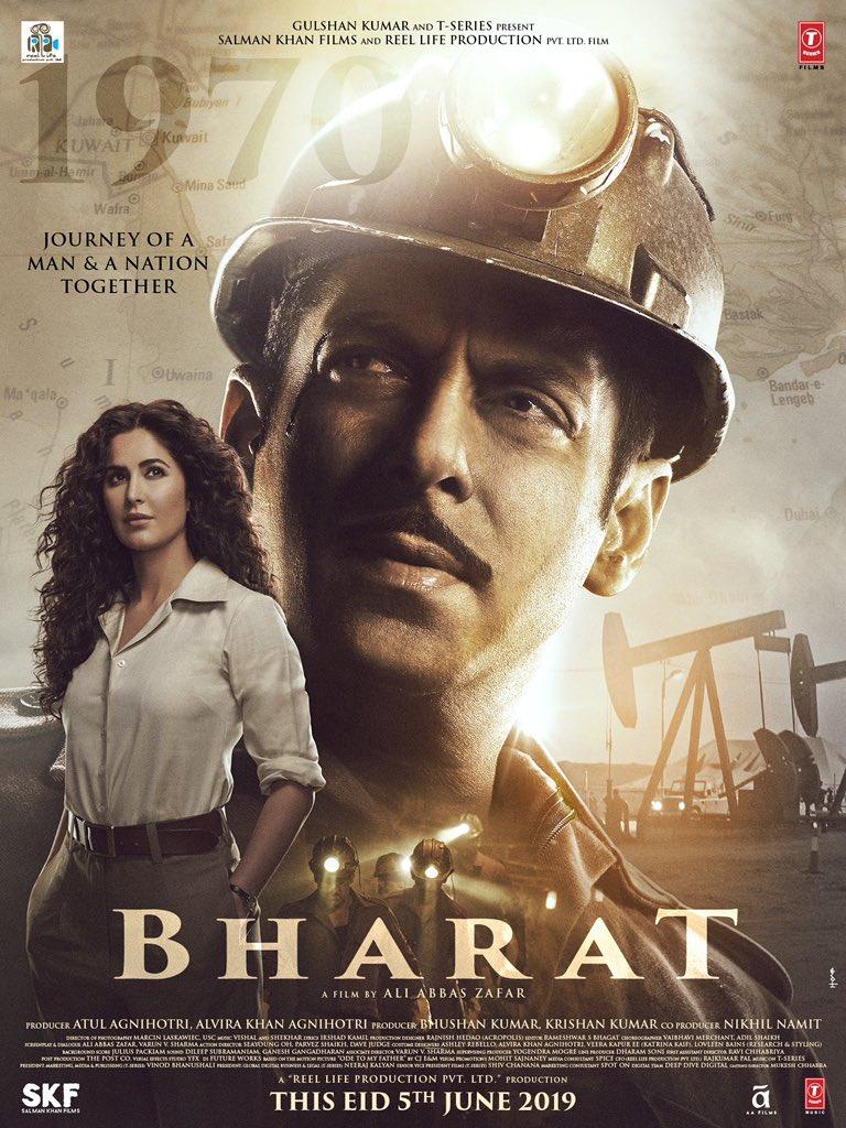 Bharat (2019) WEBRip 720p & 1080p