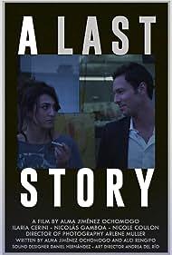 Nicolas Gamboa and Ilaria Cerini in A Last Story (2018)