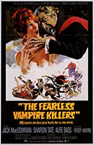Movies ready to download Dance of the Vampires by Roman Polanski [2K]