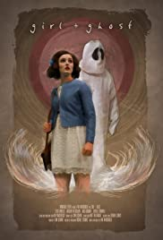 Girl + Ghost Poster