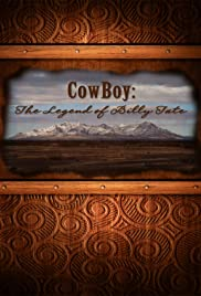 CowBoy: The Legend of Billy Tate Poster