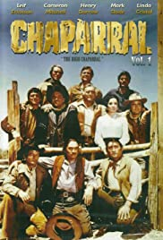 The High Chaparral Poster