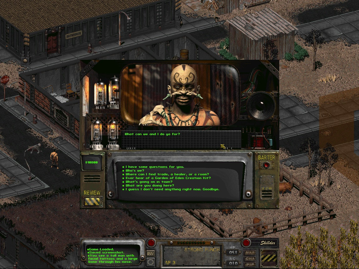 Fallout 2: A Post-Nuclear Role-Playing Game (1998)