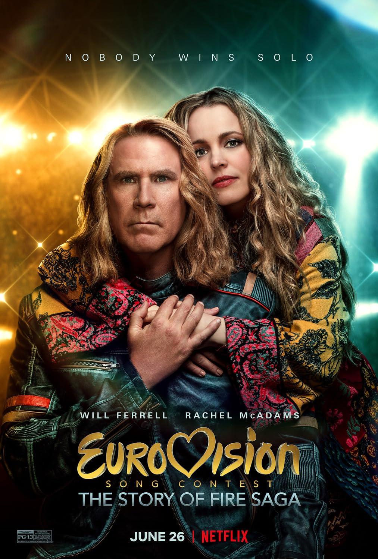 歐洲歌唱大賽:火焰傳說 | awwrated | 你的 Netflix 避雷好幫手!