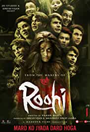 Roohi (2021) HDRip Hindi Movie Watch Online Free