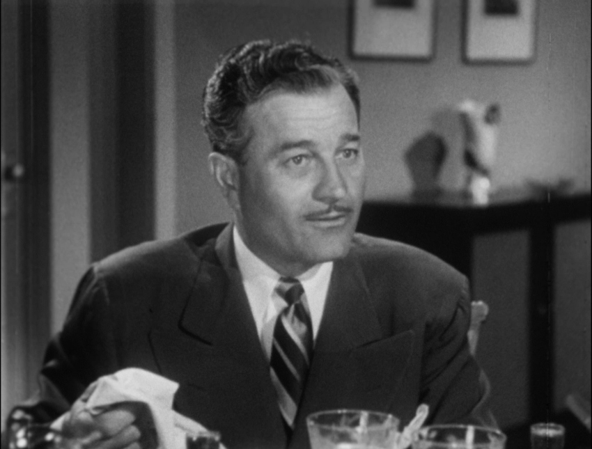 Milburn Stone in Racket Squad (1950)