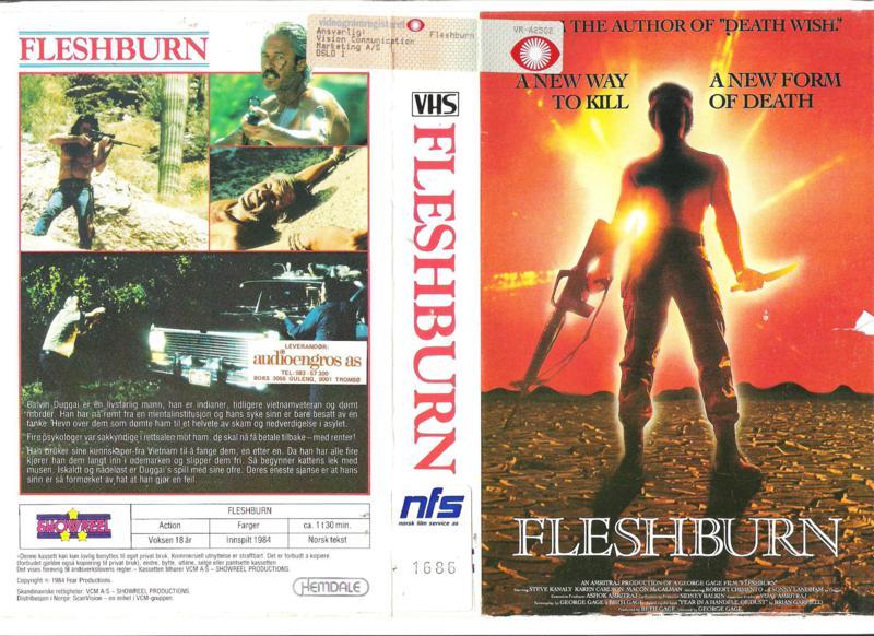 FLESHBURN 1984 EBOOK
