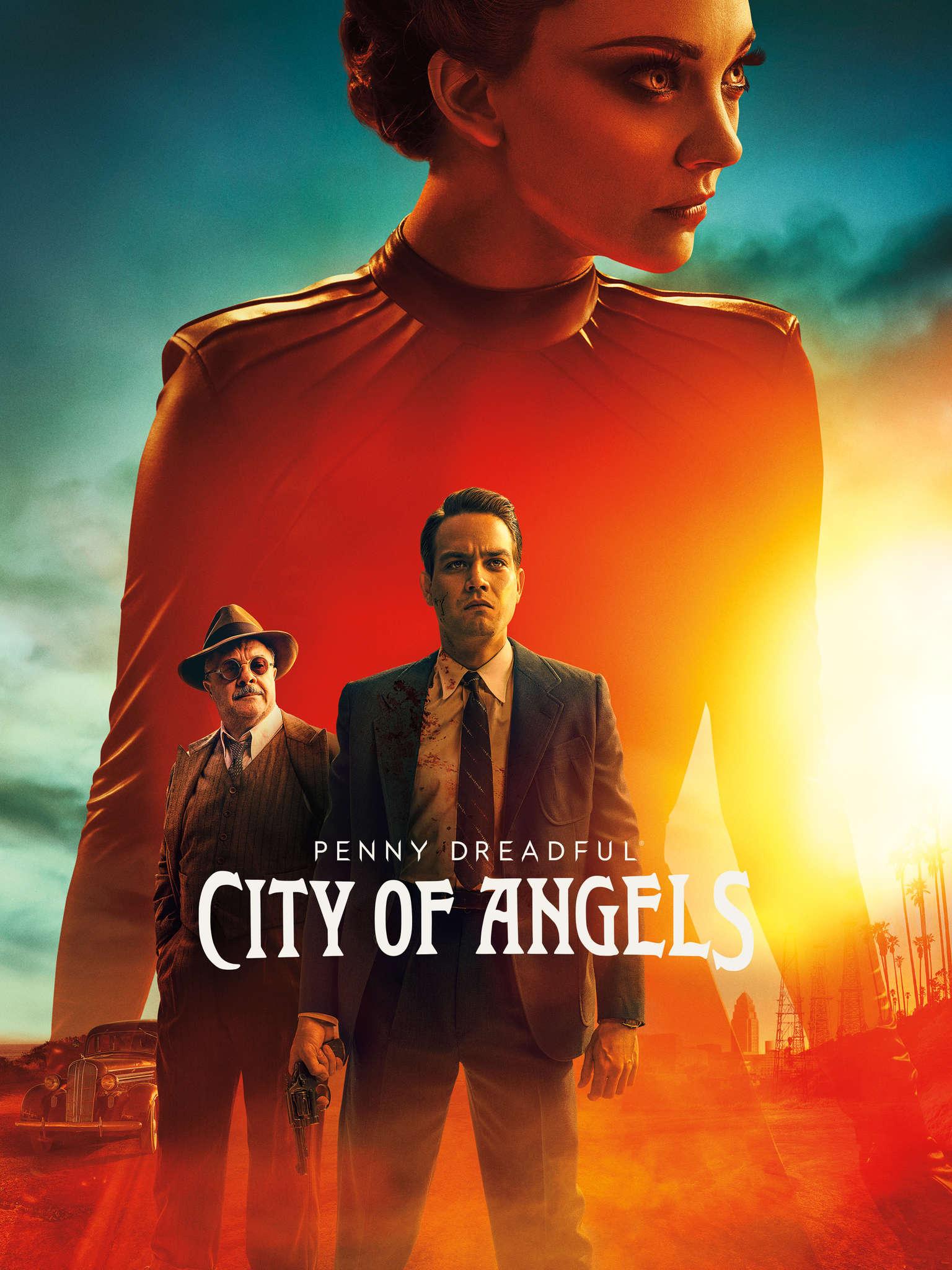 PIGIOS SIAUBO ISTORIJOS. ANGELŲ MIESTAS (1 SEZONAS) / PENNY DREADFUL: CITY OF ANGELS