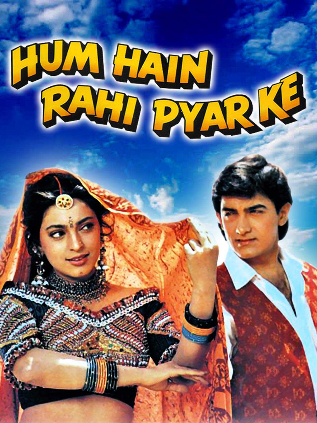 Hum Hain Rahi Pyar Ke 1993 Hindi 720p AMZN HDRip ESubs 1045MB Download