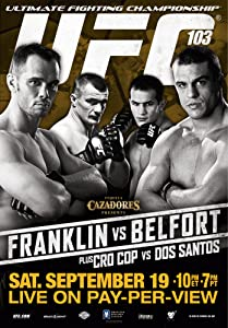 Watch amc movies UFC 103: Franklin vs. Belfort  [WQHD] [320p]