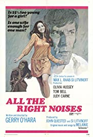 All the Right Noises (1970) Poster - Movie Forum, Cast, Reviews