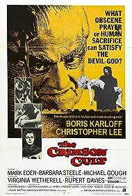 Curse of the Crimson Altar (1970) Poster - Movie Forum, Cast, Reviews