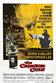 The Crimson Cult (1968) Poster - Movie Forum, Cast, Reviews