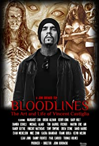 Primary photo for Bloodlines: The Art and Life of Vincent Castiglia