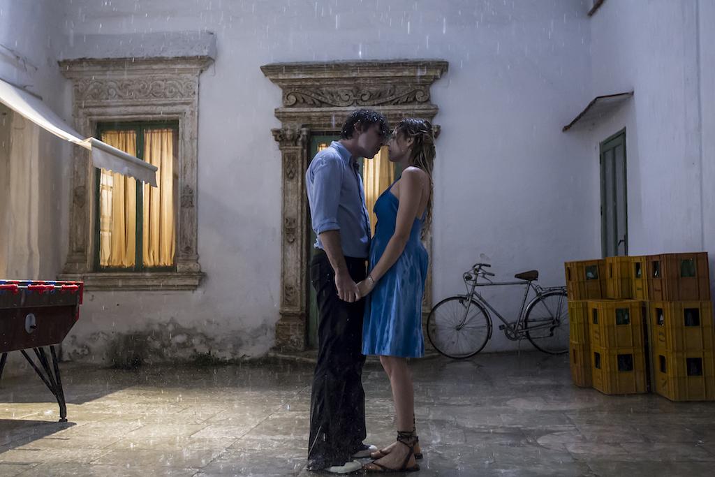 Laura Chiatti and Michele Riondino in Un'avventura (2019)